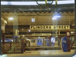 Flinders St. Station